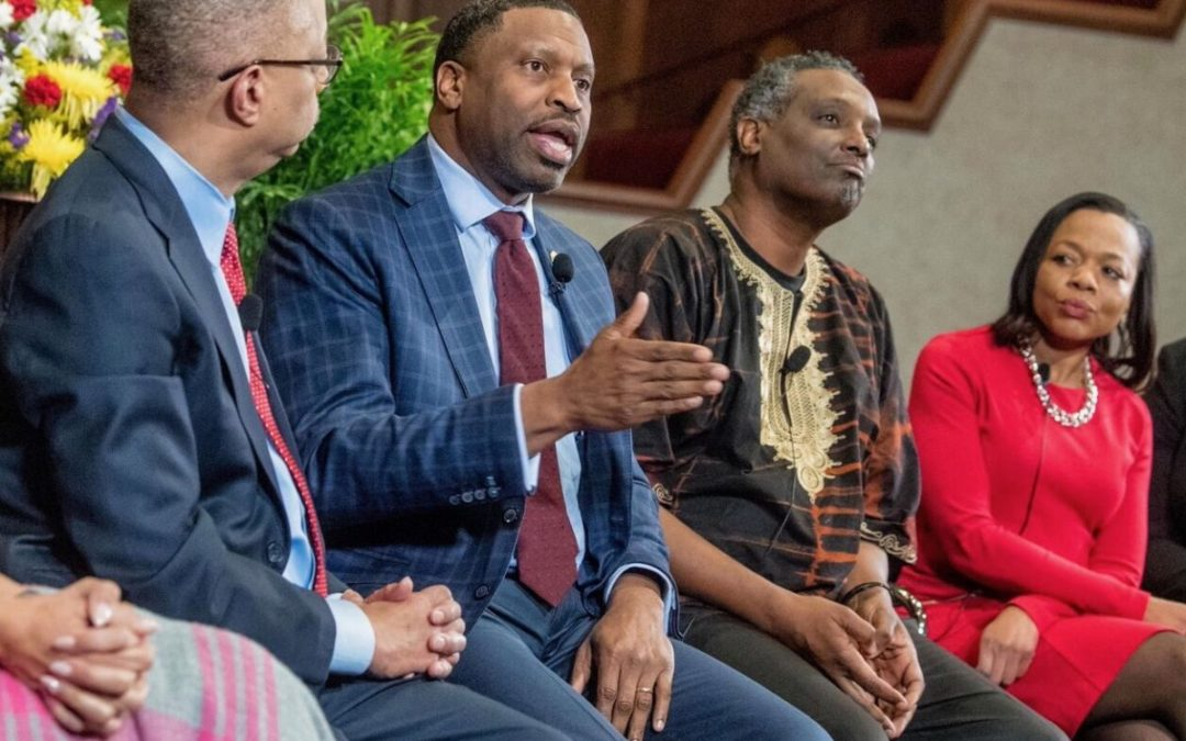 """NAACP's """"Real State of Our Union"""" Refuted Trump's Misleading Claims, Rallied Black Community to Vote in November"""