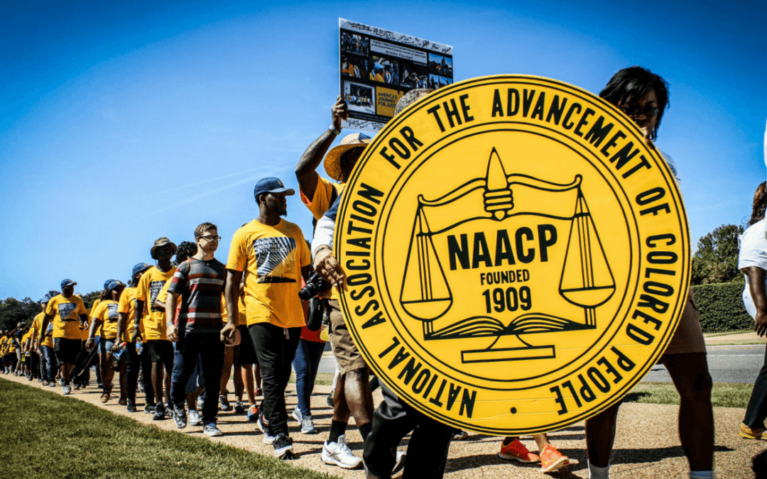 Hundreds of Volunteers Join NAACP in Prepping for National Convention
