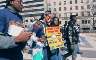 NAACP to Participate in Women's March to Empower and Uplift Black Women Voices