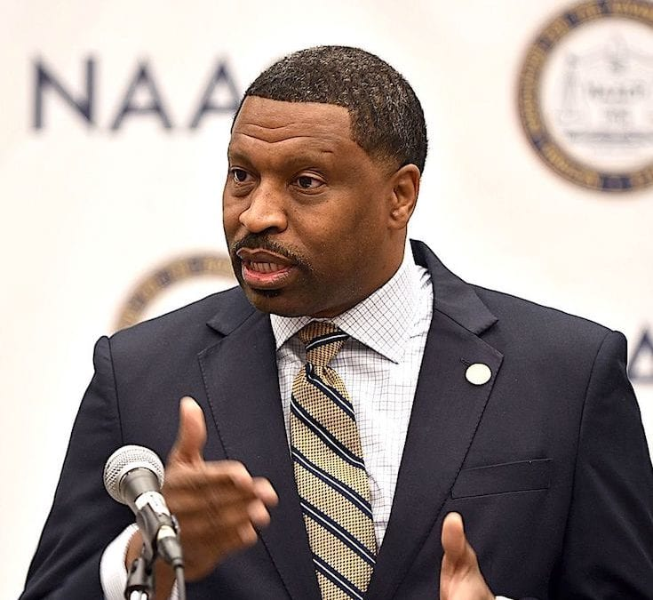 NAACP President: Dehumanizing African-Americans with blackface has real consequences