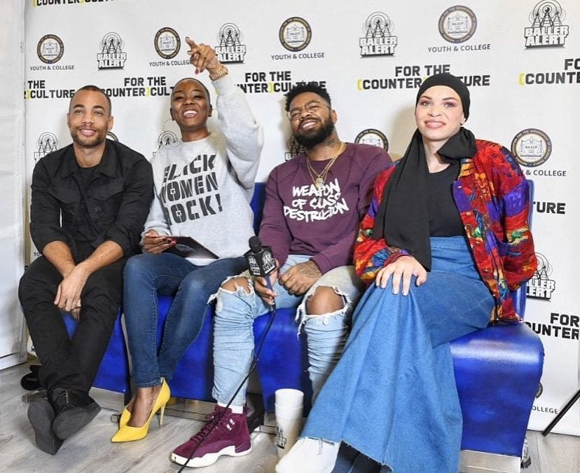 NAACP Youth and College Division hosts State of the Union: For the Counter Culture