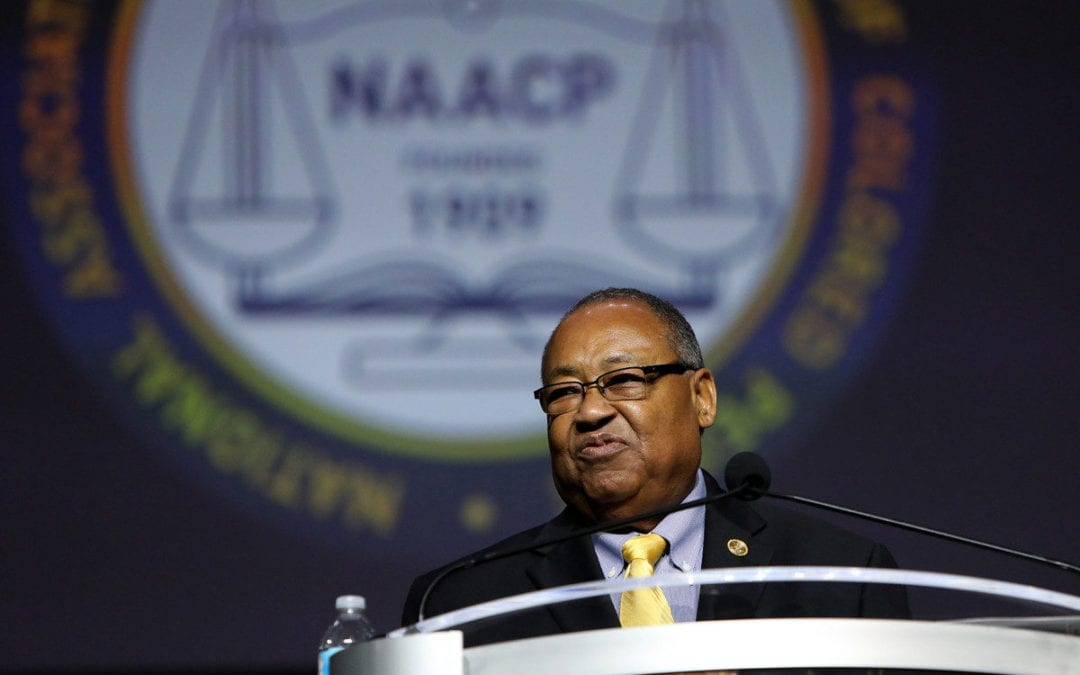 NAACP Chair to Attend State of Union to Highlight Climate Justice as Civil Rights Issue