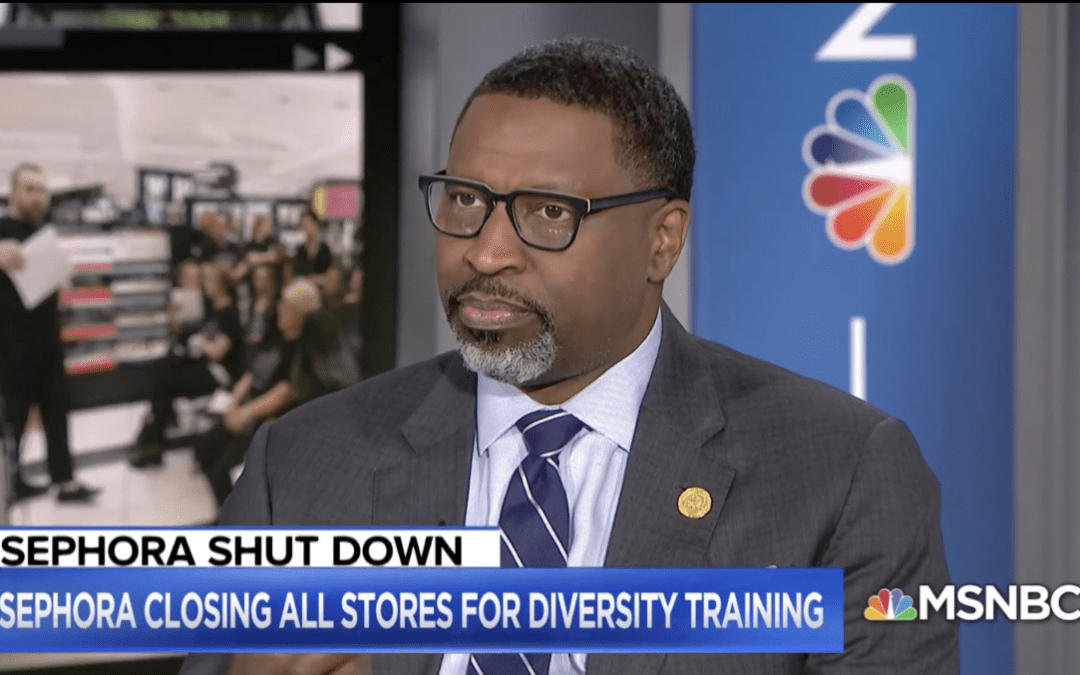 ICYMI: NAACP President Derrick Johnson on Racial Discrimination in Retail Environments