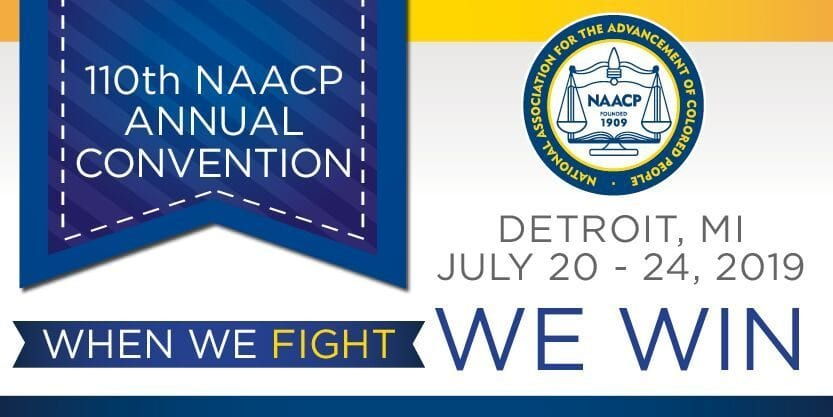 NAACP Preps Rally, Trains Volunteer Ahead of 110th National Convention