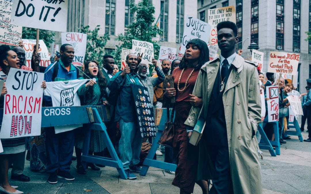 'When They See Us' Reminds Us To Turn Our Anger into Action