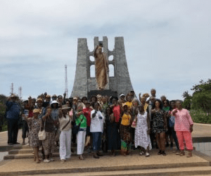NAACP Leads Largest Delegation of African Americans to Ghana to Commemorate Year of Return