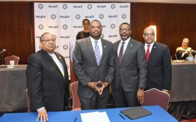 NAACP Strategic Expansion to Support Policy and Advocacy Priorities