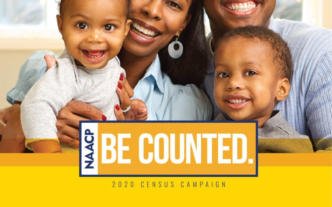 The NAACP Host Black Census Week to Ensure Complete Count for Black Populations