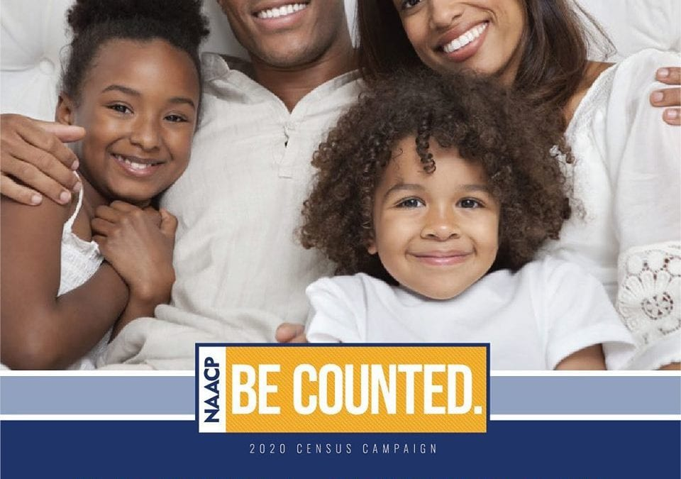 NAACP Joins forces with WeTV, CBS and Notable Influencers to Push Underserved Communities to Complete 2020 Census