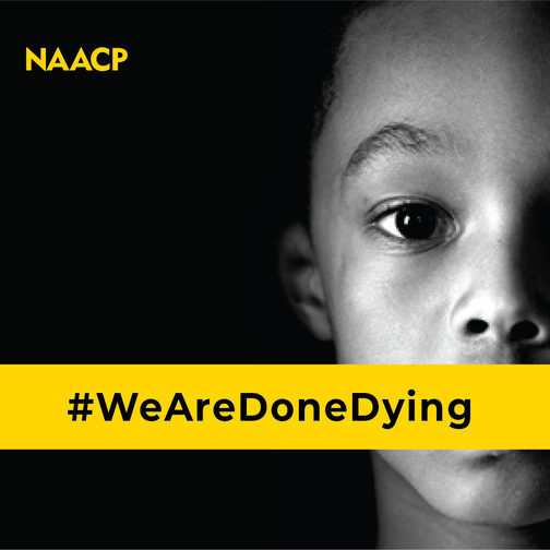 NAACP Hosts Virtual Press Conference to Address Recent Developments in the Murder Cases of Ahmaud Arbery