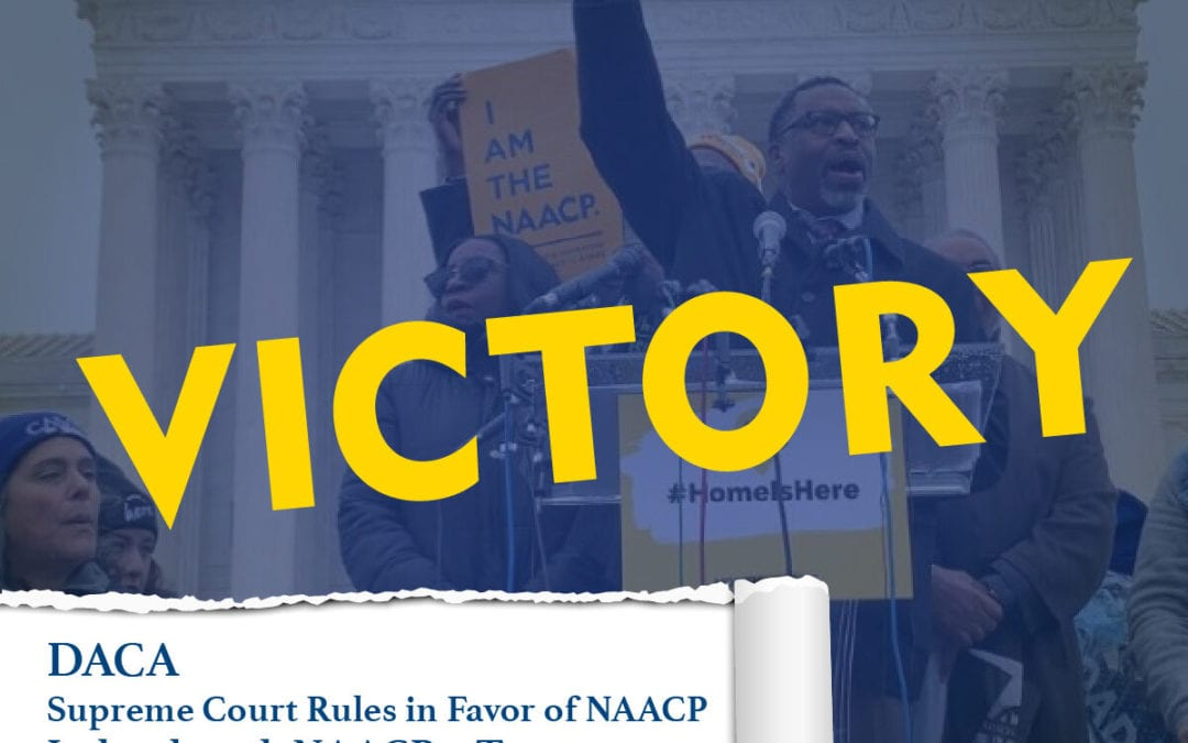 NAACP Applauds Supreme Court Victory in NAACP v. Trump
