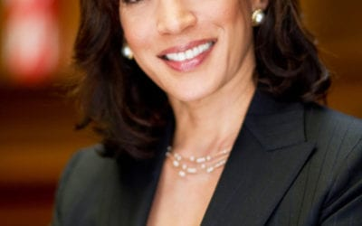 NAACP Recognizes Senator Kamala Harris's Appointment to Major Party Ticket as 'Defining Moment in U.S. History.'