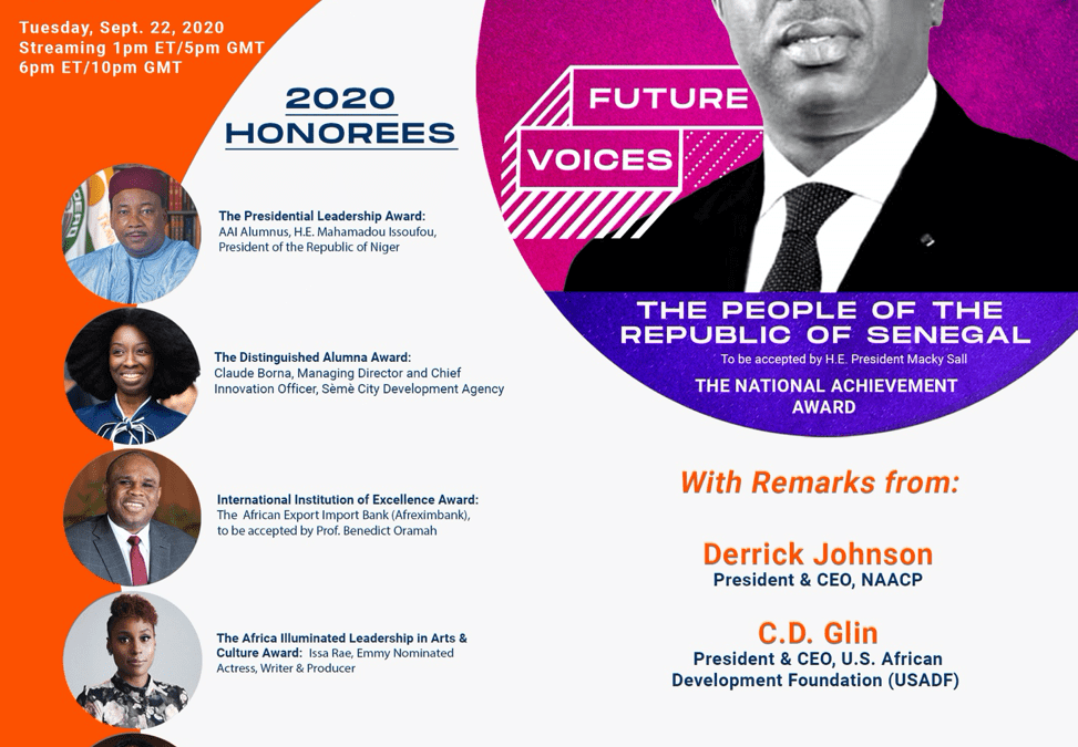 NAACP President & CEO Derrick Johnson to Present at the 36th Annual Awards Gala of the Africa-America Institute
