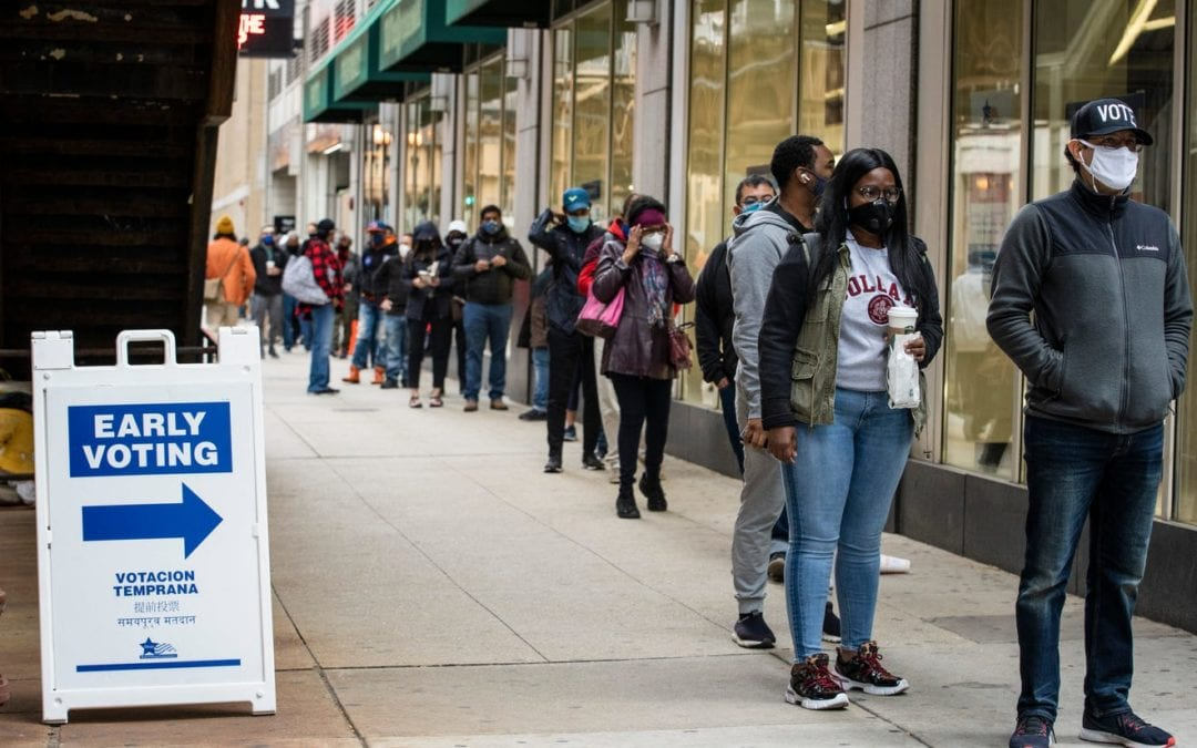 NAACP Seeks to Intervene in Trump Lawsuit in Michigan, Blasts Trump Campaign for Attacking African-American Voters While Undermining Democracy