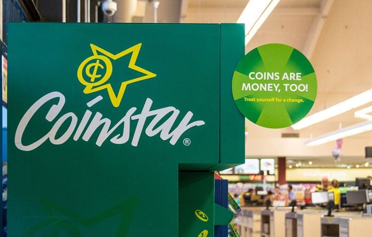 Coinstar Adds NAACP Donation Option on Kiosks Nationwide