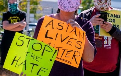 Civil Rights and Racial Justice Organizations Denounce Abhorrent Rise In Anti-Asian Hate Crimes