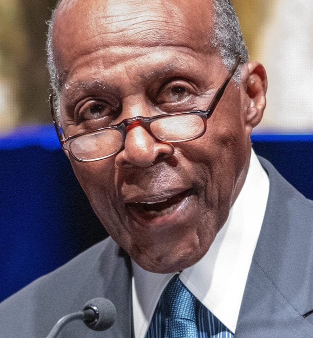 NAACP President and CEO, Derrick Johnson, Releases Statement on the Passing of Civil Rights Icon,Vernon Jordan