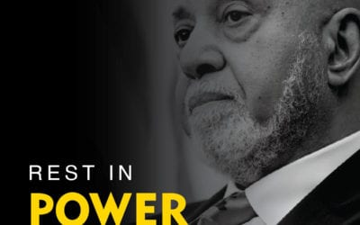 NAACP President and CEO, Derrick Johnson, Releases the Following Statement on the Passing of Congressman Alcee Hastings