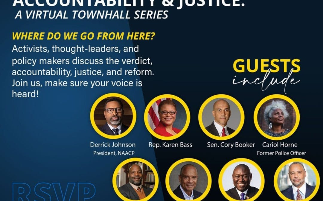 NAACP to Host Justice and Accountability Virtual Town Hall